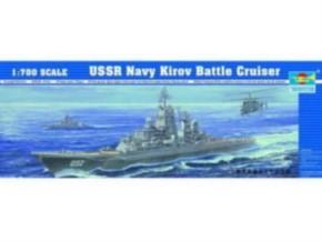 USSR Navy Battle Cruiser Kirov