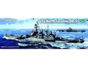 USS North Carolina BB-55