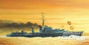 Tribal-Class Destroyer HMS Eskimo 1941