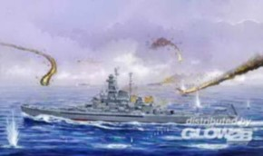 USS South Dakota BB57