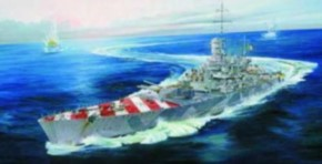 ital. Schlachtschiff RN Roma 1943