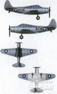 Douglas TBD-1 Devastator, 10 Stück