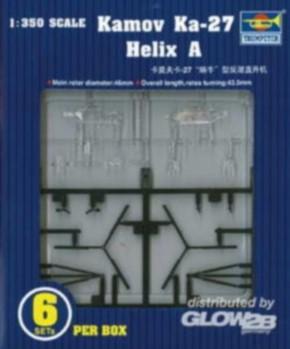 Ka-27 Helix, 6 Stück für Kuznetsov