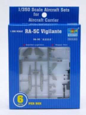 RA-5C Vigilante, 6 Stück (Nimitz)