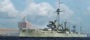 HMS Dreadnought 1918, Neuheit 02/16