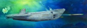 dt. U-Boot Type VIIC U-552, Neuheit 09/16 (Sperrgut)