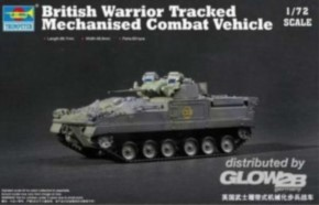 British MCV80 Warrior