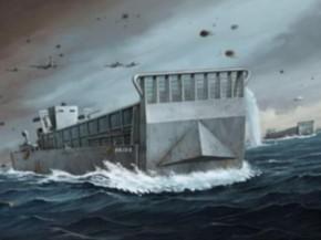 WW2 LCM 2 US Navy (1944) Landungsboot
