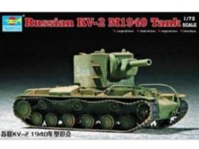 russ. KV-2 M 1940 Tank