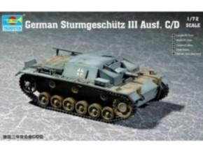 dt. StuG III Ausf. C/D