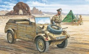 VW-Kübelwagen Typ 82