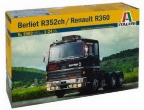 Berliet R352ch / Renault
