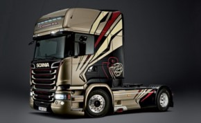 Scania R370 Streamline Chimera