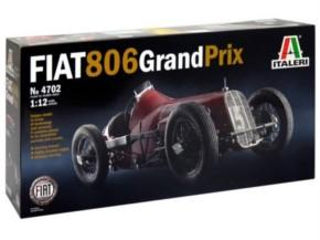Fiat 806 Grand Prix limitiert