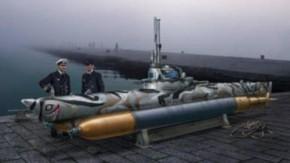 Mini U-Boot Biber