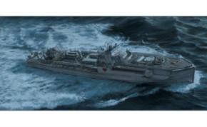 Schnellboot S-38 / 4,0cm Flak 28