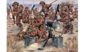 British Infantry 2nd WW