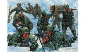 Italian Mountain Troops Alpini  WWII