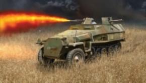 Sd.Kfz. 251/16 Flammpanzerwagen