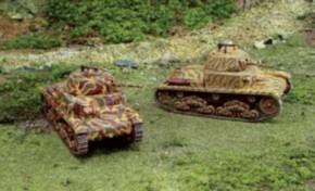 Carro Armato M13/40, 2 xEasy Model