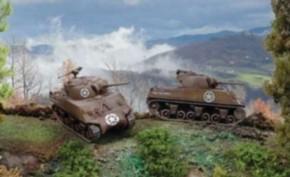 Sherman M4A3, 2 xEasy Model