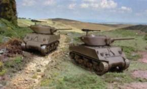 M4A3E2 Jumbo, 2 Stück