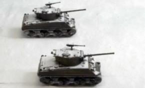 M4A3 76mm, 2 Modelle easy kit
