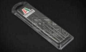 Mini-Diamantfeilen-Set, 3 Stück, 100 mm