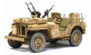 SAS 4x4 Desert Raider