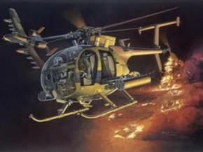 AH-6J Little Bird Nightstalkers