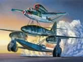 He 162 und Mistel Me 262