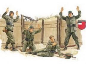 Georgien Legion Normandy 1944