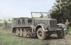 Sd.Kfz. 7  8ton Halftrack Initial Prod.