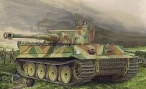 Tiger I early production TiKi