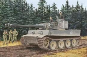 Pz.Kpfw.IV Ausf. E Sd.Kfz. 181 Tiger I Initial V