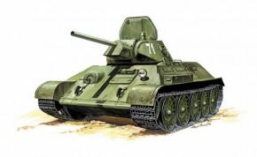 T34/76 Mod. 1942