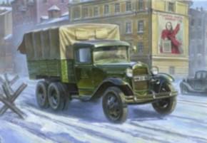 GAZ-AAA Soviet Truck