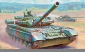 T-80 BV mit ERA Soviet Tank