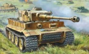 Tiger I früh Kursk