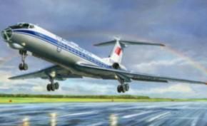 Tupolev Tu-134B 1967