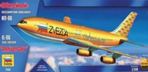 IL-86 `Zvezda 25th Anniversary`