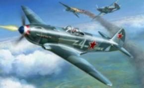 Yak-3 sov. Fighter