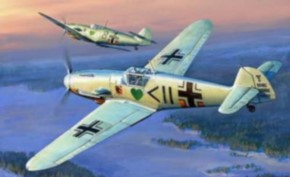 Messerschmitt Bf-109F2