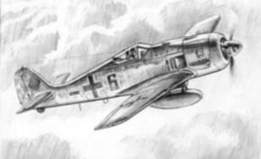 Focke-Wulf FW 190A4