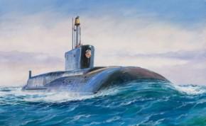 sov. Atom U-Boot Borey-Class