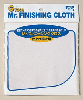 Mr. Finishing Cloth Superfine, Poliertuch
