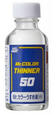 Mr. Color-Thinner, Acryllösung, 50 ml