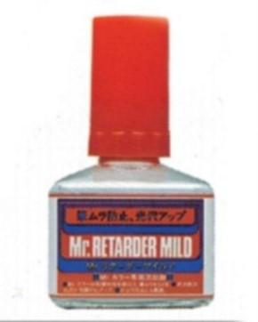 Mr. Retarder, Trockenverzögerer, 40 ml