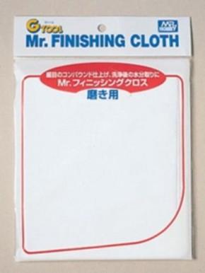 Mr. Finishing Cloth, feines Poliertuch