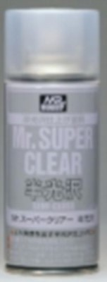 Super-Clear-Spray, seidenmatt, 170 ml